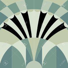 Deco Art Nouveau Imágenes De Archivo, Vectores, Deco Art Nouveau ...