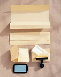 How to make tissue pouches for wedding guests http://www.marthastewartweddings.com/316393/wedding-favors#227197