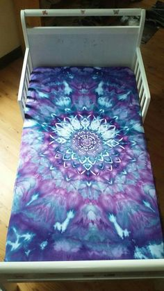 Trippy Full Size Bed Sheets