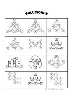 figuras magicas calculo mental