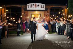 Chattanooga Wedding | Paris Mountain Photography Wedding Send Off, Wedding Exits, Destination Wedding, Mountain Photography, Travel Photography, Paris, Destination Weddings, Wedding Wishes, Travel Photos
