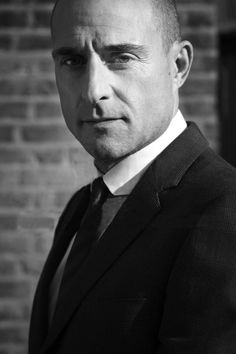 Mark Strong - Prince Septimus in Stardust. Probably my favorite bald guy :)