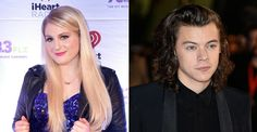 Meghan Trainor confirma dueto com Harry Styles, do One Direction
