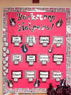 Rock star  classroom themes