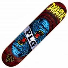 Darkstar PLG Zodiak Skateboard Deck 8.375''