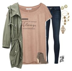 """•In case of doubt always overdressed•"" by mgpayne10 ❤ liked on Polyvore featuring J Brand, MANGO, Imperial, Alex and Ani, Olivia Burton, Sole Society, women's clothing, women, female and woman"