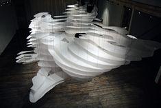 New Growth/Stratum Model, 2009, Suyama Space, Seattle, WA.