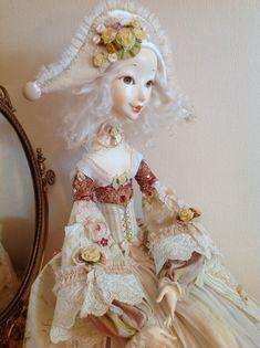 Кукольная мастерская ANNADAN: Милли.