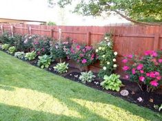 60 DIY Backyard Privacy Fence Design Ideas on A Budget - - Backyard Landscaping Privacy Fence Landscaping, Privacy Fence Designs, Large Backyard Landscaping, Backyard Privacy, Backyard Fences, Landscaping With Rocks, Landscaping Ideas, Privacy Screens, Azaleas Landscaping