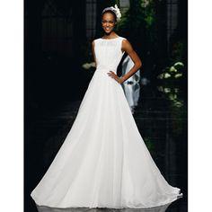 Brides: Pronovias - Spring 2013 | Bridal Runway Shows | Wedding Dresses and Style | Brides.com
