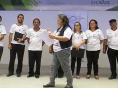 Rosa Regis recita MENINA MULHER   No Parque da Cidade de Natal RN   06 1...