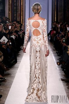 Zuhair Murad Official pictures, İ/Y 2013 - Couture