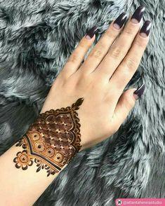mehndi hair style for baby shower - Baby Hair Style Arabic Bridal Mehndi Designs, Peacock Mehndi Designs, Henna Hand Designs, Stylish Mehndi Designs, Mehndi Patterns, Latest Mehndi Designs, Mehndi Designs For Hands, Henna Tattoo Designs, Mehandi Designs