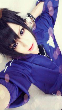 Mahiro/Kiryu /////ummm what band is he in???