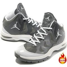 new arrival f08c1 3a923 Jordan Play In These II Grey White 501581 002 Sneakers Nike, Nike Shoes,  Jordan