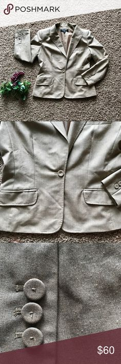 Red Kap Red Kap Women's Plus Size Executive Oxford Dress Shirt, Gray, 24 from Amazon | ShapeShop