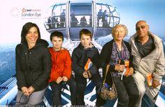 Taken at the London Eye