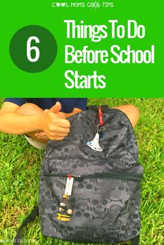 Getting ready for back to school? Make your last day's of summer worth your time money and sanity. We tell you how with 6 things to do before school starts #soworthit #hazvalertuspenneys #ad coolmomscooltips.com wp-content uploads 2017 07 6-Things-To-Do-Before-School-Starts-1.png