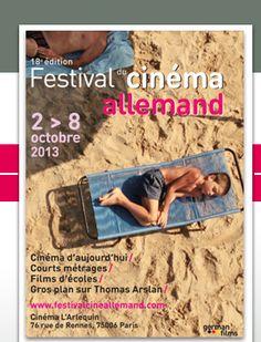 Festival du Cinéma Allemand au cinéma L'Arlequin à Paris du 2 au 8 octobre 2013