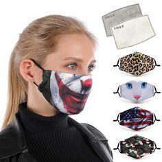 Fashion Reusable Protective Mask PM2.5 Filter //Price: $9.09 & FREE Shipping // #interior #decor #homedecor