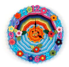 According to Matt...: Crochet O'clock Tutorial