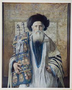 rabbi painting - Google Search