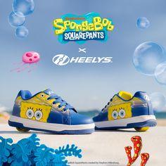 Ahoy Matey! Get your fins on our NEW @spongebob Heelys available now #SpongeBobXHeelys New Spongebob, Nickelodeon Spongebob, Shoe Releases, Ahoy Matey, Spongebob Squarepants, Kids, Instagram, Young Children, Boys
