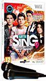 #10: Let's Sing 9 - Versión Española  2 Micrófonos  https://www.amazon.es/Lets-Sing-Versi%C3%B3n-Espa%C3%B1ola-Micr%C3%B3fonos/dp/B01KJG9TQ0/ref=pd_zg_rss_ts_v_911519031_10 #wiiespaña  #videojuegos  #juegoswii   Let's Sing 9 - Versión Española  2 Micrófonosde RavenscourtPlataforma: Nintendo Wii(3)Cómpralo nuevo: EUR 5999 EUR 339911 de 2ª mano y nuevo desde EUR 3100 (Visita la lista Los más vendidos en Juegos para ver información precisa sobre la clasificación actual de este producto.)
