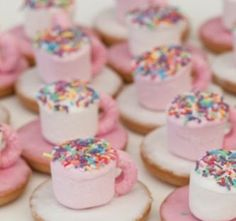 Marshmallows are the perfect kids PARTY FOOD!! Check out these other quick & easy party food ideas too: http://www.under5s.co.nz/shop/Hot+Topics/Activities/Birthday+Parties/Birthday+Party+Food+Ideas.html #kids #birthdayparties