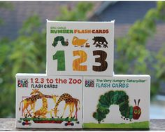 Mommy Katie: #Giveaway Back to School With the World of Eric Carle