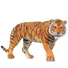 La figurine du tigre, très appréciée des tout petits!  Disponible en 48 heures dans un relai près de chez vous.  Pour les enfants de 3 à 8 ans.