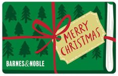 Give the Gift Of Choice with a Barnes & Noble Gift Cards.