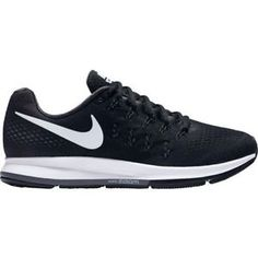 226bcafc0a9 Nike Air Zoom Pegasus 33 Women s Running Training Shoes Black 831356 001  Running Training
