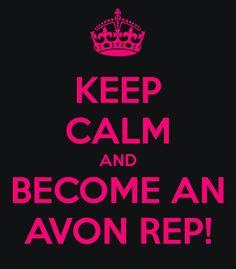 Make Beauty Your Business Selling Avon Be Your Own Boss, Like A Boss, Avon Logo, Avon Sales, Avon Mark, Avon Online, Make Beauty, Avon Representative, Starting Your Own Business
