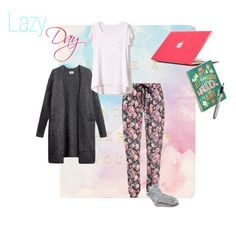 Lazy Day by lisoubaudry on Polyvore