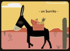 I'm burry by Victoria Fernández. This is funny in spanish... at least for me when I was 6 years old.