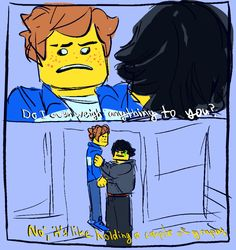 Jay Ninjago, Ninjago Cole, Ninjago Memes, Lego Ninjago, Kids Shows, Lego Movie, Legos, My Childhood, Loki