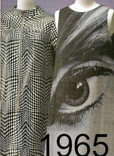 """Como vestimos: ESTILO """"AIRE VINTAGE"""" O NEOECLÉCTICO III: Los años 60: Un periodo casi desconocido Retro, Style, Retro Illustration"""