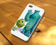 Monster Inc on iphone 4 4s 5 case