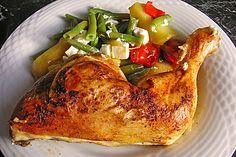 Griechische Hähnchenpfanne, ein beliebtes Rezept aus der Kategorie Kartoffeln. Bewertungen: 494. Durchschnitt: Ø 4,5.