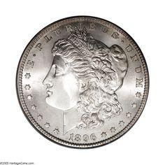 1896-S $1 MS69 PCGS