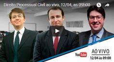 .: Aula Gratuita de Direito Processual Civil