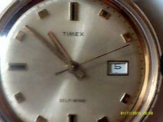 VINTAGE MENS TIMEX WATCH #Timex