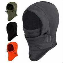 Buy 6 in 1 Thermal Fleece Balaclava Outdoor Ski Masks Bike Cyling Beanies Winter Wind Stopper Face Hats Winter Cycling Mask Skiing Skate Hats, Cycling Mask, Winter Cycling, Riding Hats, Fleece Scarf, Balaclava, Neck Scarves, Neck Warmer, Keep Warm