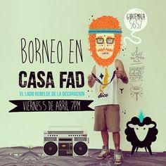 Inaugura este viernes 5 de abril 2013 19hs  en CASA FAD : Guatemala 5657. Palermo, Buenos Aires, Argentina