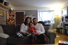What lessons did I take away from baby's first Christmas to make the chaos of the holidays easier?