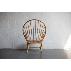 Image of Hans Wegner Peacock Chair, Circa 1950's