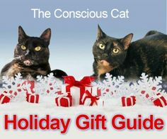 cat_holiday_gift_guide. Includes coupon codes