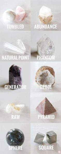Did you know that the varying shapes of crystals actually have different characteristics? Along with the properties a stone has, its shape and formation brings additional benefits. You may have been drawn to a beautiful celestite cluster you saw in a display window, or a tiny satchel full of pyrite cubes, and there could very well be a reason for this. Sometimes our bodies crave the shape of a stone just as much as the properties it holds.