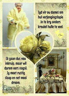 Good Night Image, Good Morning Good Night, Scripture Verses, Bible, Scriptures, Happy Birthday Meme, Birthday Memes, Afrikaanse Quotes, Goeie Nag